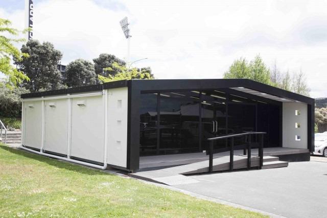 Cube Designer building