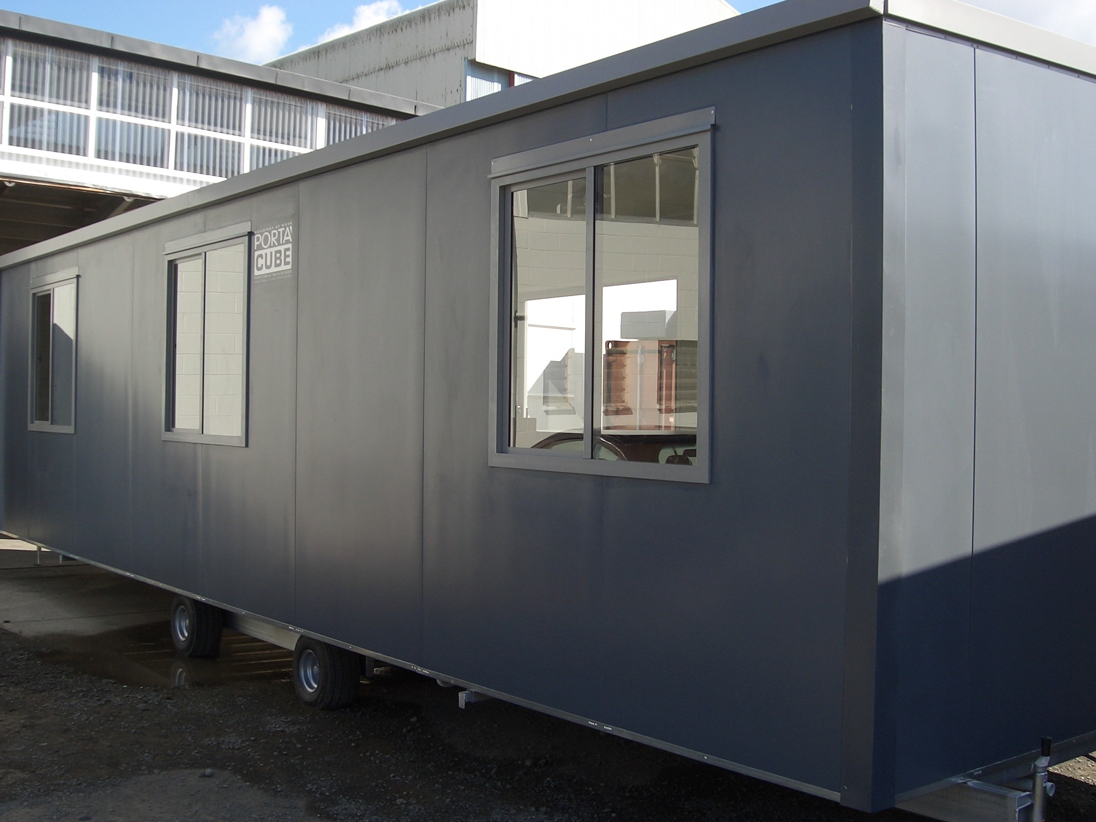 Portacube 3 from Cube Portable Buildings