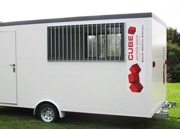 Tow mate 258 from Cube Portable Buildings
